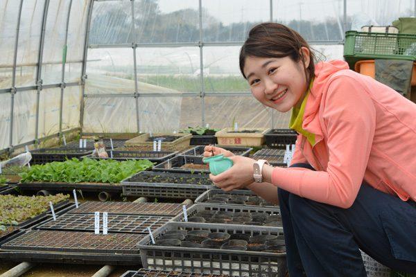 学生の農業実践